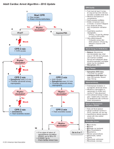 ACLS-Cardiac-Arrest-Algorithm