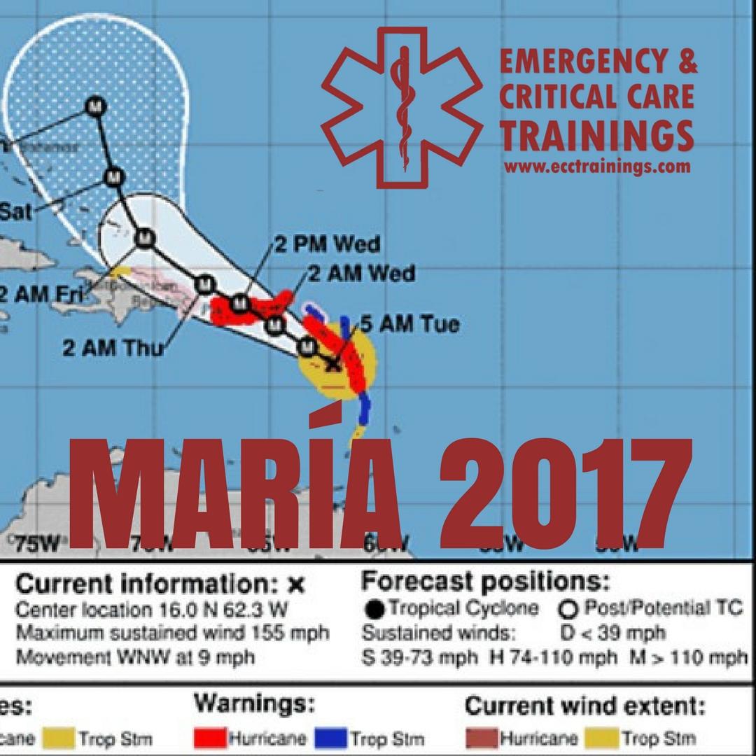 58: Huracán María - ECC Podcast