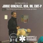 jorge gonzalez eccpodcast rol del coordinador de enfermeria ecctrainings
